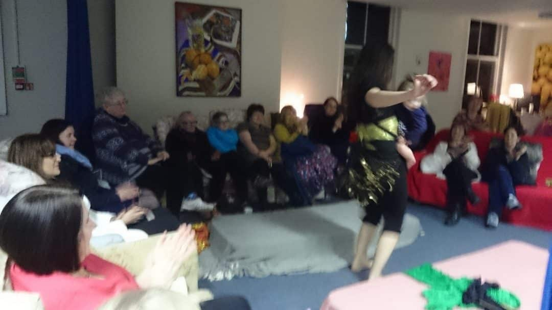 International Women's Day: Belly dancing and reclaiming our bodies