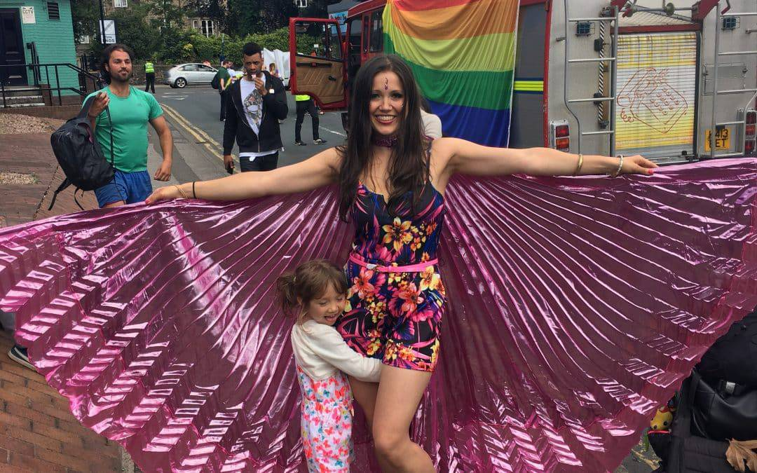 Sheffield Pride: We should be proud of our LGBT community & stand by their side