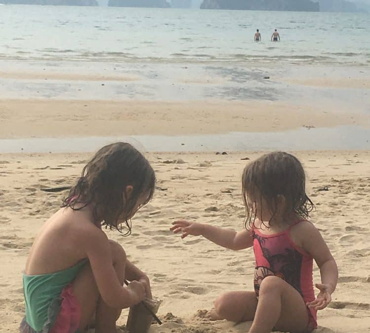Family travel guide: Travelling with kids on a Thailand adventure