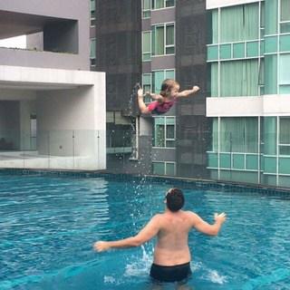 Family travel in Malaysia: Staying at Lanson Place Kuala Lumpur
