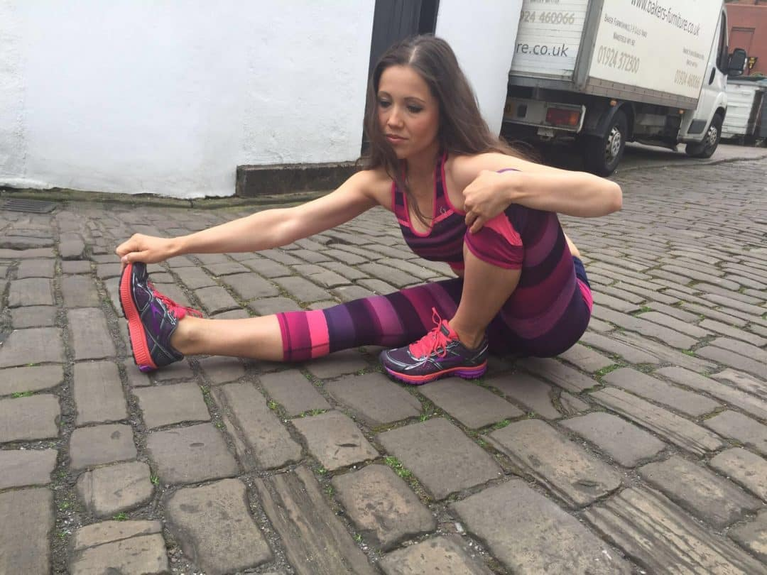 HEALTH AND FITNESS INFLUENCER: From bellydancer to fitness model