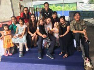 Mama Mei's family in Malaysia
