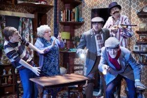gangsta granny leeds grand theatre david walliams