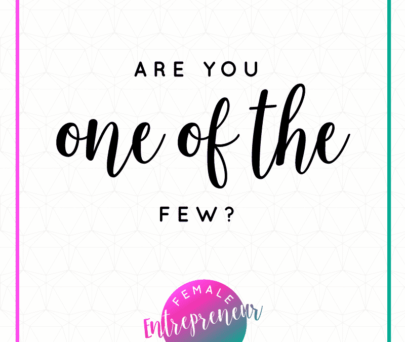 Female Entrepreneur Week: Are you one of the FEW?