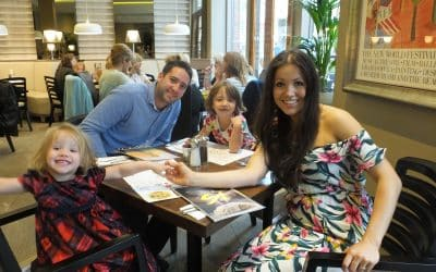 Prezzo La Famiglia: The importance of eating together at the table