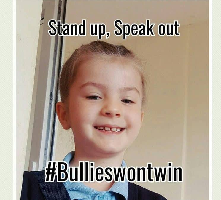 Real Life Reads: Meet the founder and campaigner for #Bullieswontwin
