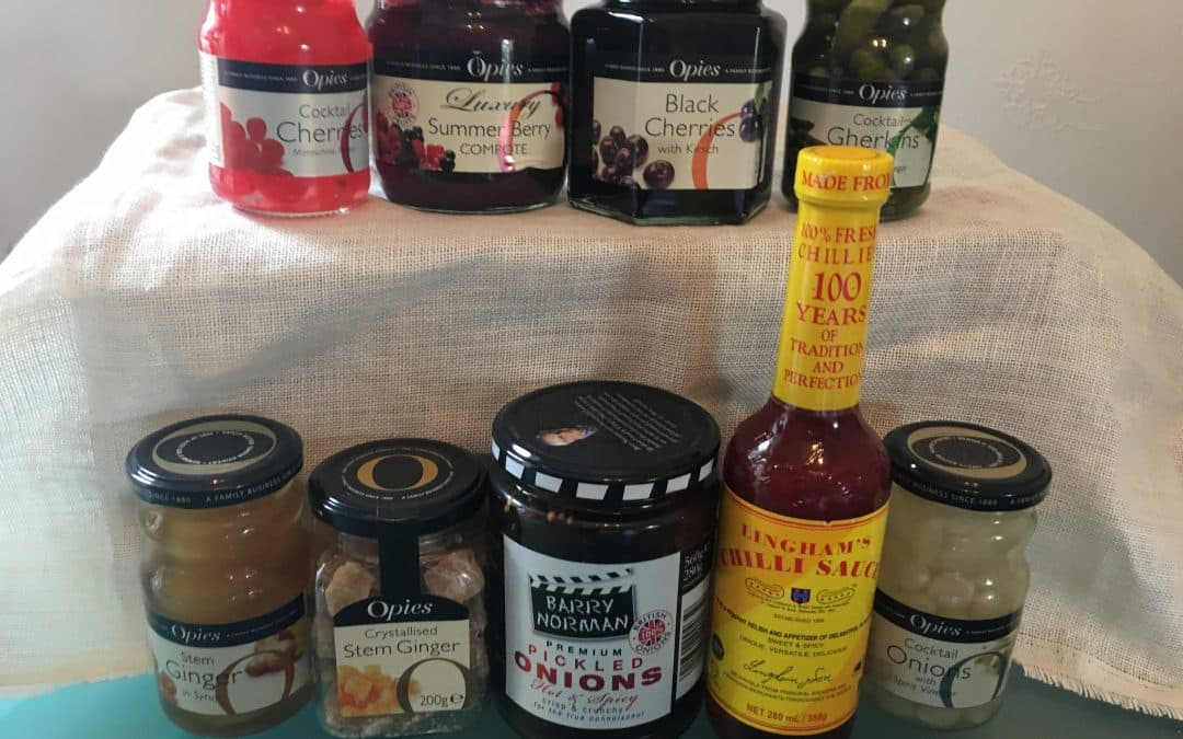 Win a food & cocktail hamper perfect for Summer