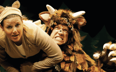 The Gruffalo: Win a family ticket to the theatre