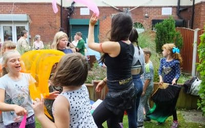 Street Play: Why playing is SO important