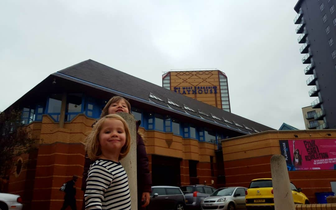 Win a family ticket to a Christmas adventure for 2-6 year olds