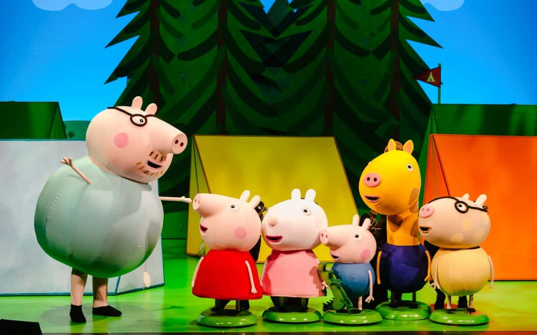 Peppa Pig Live: Win two tickets to see Peppa and Friends on stage this summer