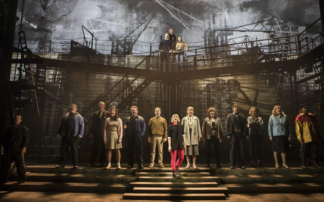 Sting musical: The Last Ship review