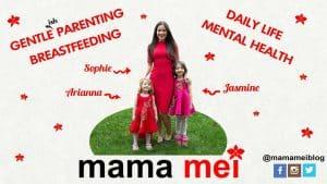 mama Mei youtube logo