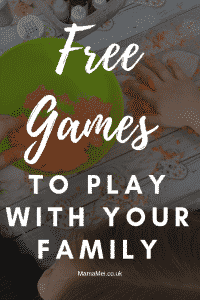 Free Games to Play with the Family