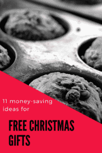free Christmas gifts Pinterest ideas money-saving