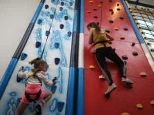 rock up climbing experience Meadowhall