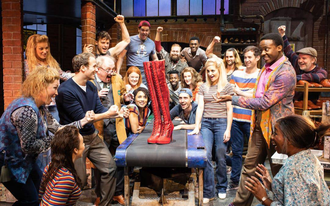 KINKY BOOTS: Why a musical and red stilettos touched me deeply: Review