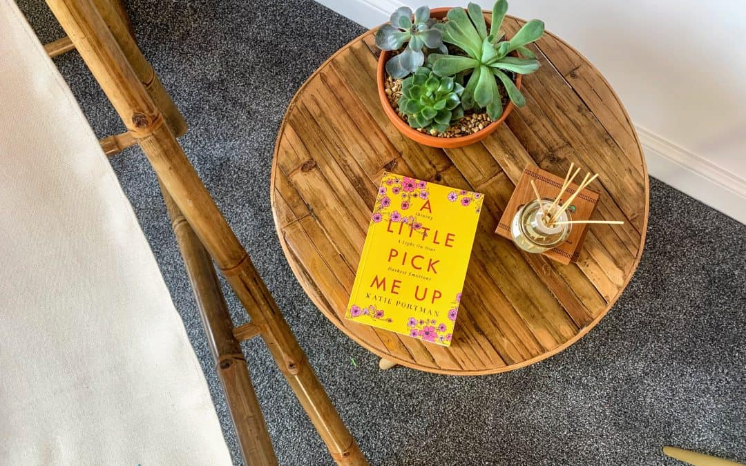 A Little Pick Me Up: 'Shining a light on your darkest emotions' and learning to love yourself – book review